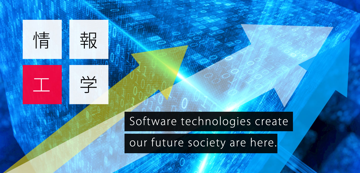 Software technologies create our future society are here.